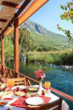 Good morning from #Dalyan #Turkey