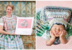 Slovenka zachytáva 10-dňové bábätká v krojoch. Ich fotografie tešia všetky generácie Lily Pulitzer, Fashion, Moda, Lilly Pulitzer, Fasion, Trendy Fashion, La Mode