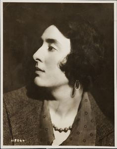 Vita Sackville-West is most remembered was with the prominent writer Virginia Woolf in the late 1920s.