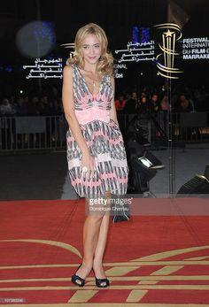 Photo d'actualité : Actress Helene de Fougerolles attends the 'Last...