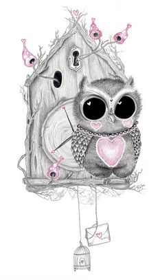 This may just be my fave!! <3 love the greys and pinks