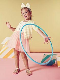 Les pastels tendres de Billieblush   MilK - Le magazine de mode enfant
