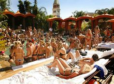 Tao Beach Las Vegas So Much Fun
