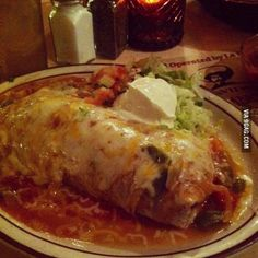 Wet burritos make me moist