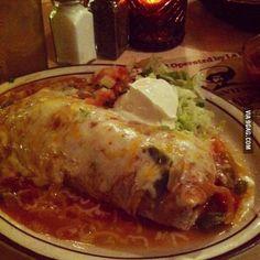 Wet burritos make me moist