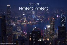 One day in Hong Kong! @carinatravelandfood.com