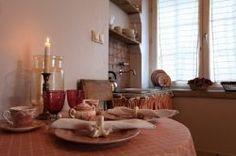 Pink Suite - kitchen Villa, Kitchen, Table, Pink, Furniture, Home Decor, Cooking, Decoration Home, Room Decor