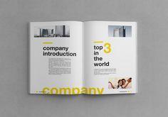 Quality Corporativo Catalog on Behance