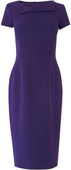 LK Bennett Joelle Fitted Dress