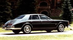1980 Cadillac Seville, 1 of the 10 worse cars of the 80's