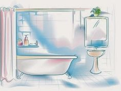 """vivere verde: Detersivo fai da te """"senza misure"""" per pulire a fondo la vasca da bagno"""