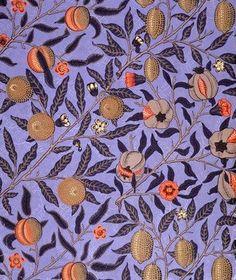 L'aiuola odorosa: Ancora carta. William Morris.