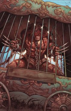 Origins II #3 - Wolverine by Adam Kubert *