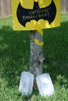 And Then There Were Three...: Noah's Batman Party, Part 1