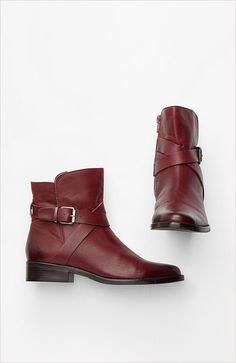 Red boots - like these!