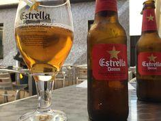 Restaurant Larrard 55. Nous sommes arrêtés ici et ce ne fût pas un grand succès. Espagne Barcelone