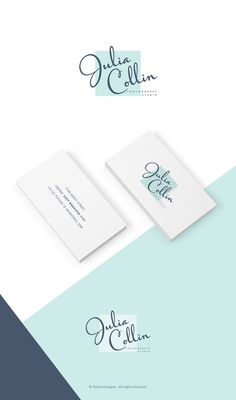 Custom Logo Design Premade Logo Initials Logo by SeloraDesigns