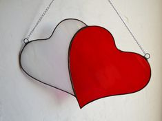 Hey, I found this really awesome Etsy listing at https://www.etsy.com/listing/218464969/stained-glass-hearts-red-white
