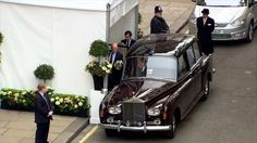 1977 Rolls-Royce Phantom VI chassis # PGH101. State Limousine Prince William and Catherine Royal Wedding