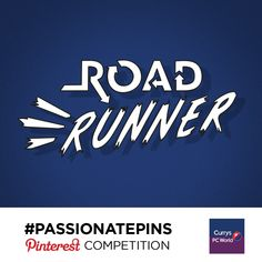 PIN TO WIN! The treadmill is for rookies, the Road Runner loves the feel of tarmac beneath their feet and the wind blowing through their hair. #PassionatePins #WIN #wearables #tech #smartwatch http://techtalk.currys.co.uk/blog/[competition]-passionatepins-wearables-pinterest/?cmpid=social~pinterest~I~ecst