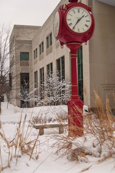Indiana University - Clocks like this can be found throughout IU's beautiful Bloomington campus.