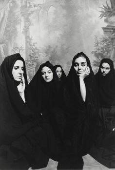 SHIRIN NESHAT 'WOMEN OF ALLAH', 1996