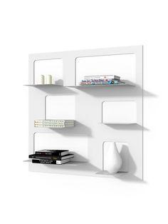 Biblioteczka Libra 3 biała wawadizajn