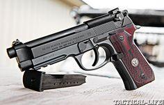 Customizing the Beretta 92/96 with Wilson Combat's Best