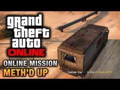 GTAV Online Missions PS4 (Meth'd Up) #5