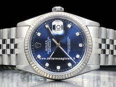 Orologi Rolex Datejust Ref 16234 - 16220 - 116234 Prezzo Rolex Datejust, Prezzo, Oysters, Omega Watch, Rolex Watches, Accessories, Jewelry Accessories