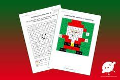 Xmas, Christmas, Homeschool, Winter, Games, Learning, Yule, Yule, Navidad