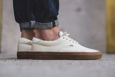 Vans Era 59 Hiking (White/Gum)