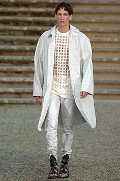 Raf Simons Spring 2006 Menswear - Collection - Gallery - Look 10 - Style.com