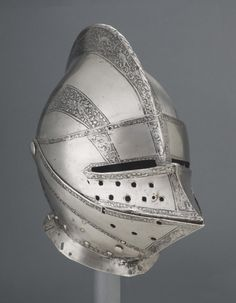Philadelphia Museum of Art - Collections Object : Close Helmet, for use in the field