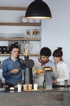Established Coffee in Belfast - best coffee in Belfast!