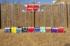 Disney Cars/Children Birthday Party Ideas | Photo 29 of 54 | Catch My Party