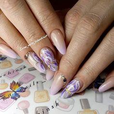 @pelikh_Красивые ногти. Уроки дизайна ногтей