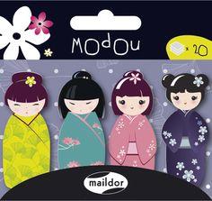 Maildor - Jelölőcimke - Kokeshi