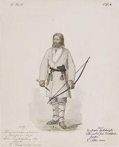 Finnish Viking Age.. Miehen muinaispuku Mikkelin Tuukkala Viking Costume, Viking Dress, Medieval Life, Medieval Fantasy, Tudor History, Art History, History Facts, Asian History, British History