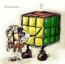 Rubik's Cube - Mind over Matter
