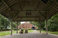 Oudeschans - Poortweg 1 - Oldambster boerderij uit 1770; kapschuur