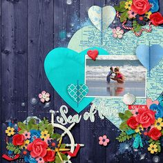 i Heart You #6 by Heartstrings Scrap Art PBP:  https://www.pickleberrypop.com/shop/product.php?productid=49005&page=1 DSS:  https://www.digitalscrapbookingstudio.com/digital-art/templates/i-heart-you-6/ Sea of Love by WendyP Designs & Digital Scrapbook Ingredients