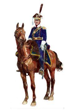 Napoleon.org.pl - Ułani Księstwa Warszawskiego 1807-1814 Army Uniform, Military Uniforms, Empire, Military Costumes, Arm Armor, Napoleonic Wars, Modern Warfare, American Civil War, Warsaw