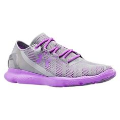 Under Armour Apollo Vent Brand new lightweight Under Armour Speedform shoes. They are super comfy with a seamless inside liner. Wore them once around my house. Color is a light purple and gray. Under Armour Shoes Athletic Shoes