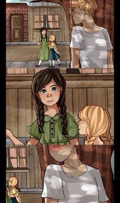 Katniss, Prim and Peeta. So cool! *.*