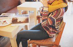 #sweater #winter #fashion