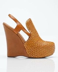 #Darian Woven Front Wedge