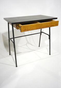 [Rare Allan Gould 1950 Modern Desk]
