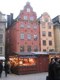 A postcard from Stockholm (Sweden) (1)