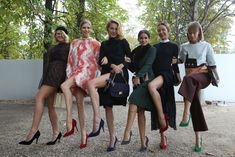 the Russian fashion royals
